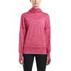 saucony Run Strong - Camiseta manga larga running Mujer - rojo